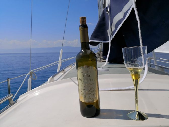 Wine & sailing – Ohrid Lake private tour
